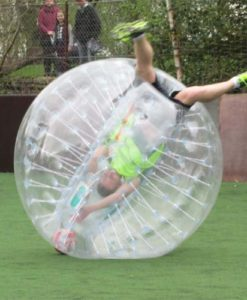 HolleywebTM Bubble Soccer Ball Dia 5' (1.5m) Human Inflatable Bumper Bubble Balls