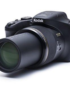 Kodak Astro Zoom AZ651-BK   Digital Camera with 65.0x Optical Image Stabilized Zoom  with 3.0-Inch LCD (Black)