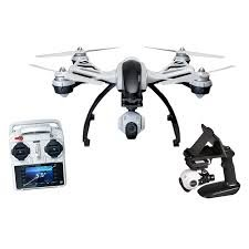 Yuneec Q500  Typhoon Quadcopter with Aluminum Case, Free 32 GB Micro SD Card and Handheld CGO SteadyGrip Gimbal. Extra Battery and Extra Propellers Included.
