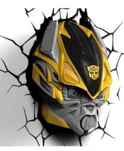 3D-Deco-Light-Transformer-Bumblebee-NightSafety-Light-0