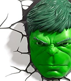 Marvel-3d-Fx-Deco-Light-Avengers-Hulk-Head-Led-Wall-Light-Nightlight-0
