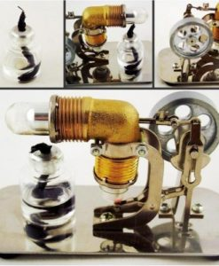 SunnytechMini-Hot-Air-Stirling-Engine-Motor-Model-Educational-Toy-Kits-Electricity-HA001-0