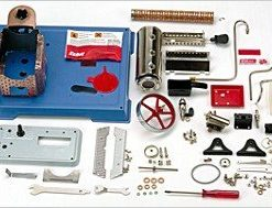 Wilesco-D9-Steam-Engine-Kit-0