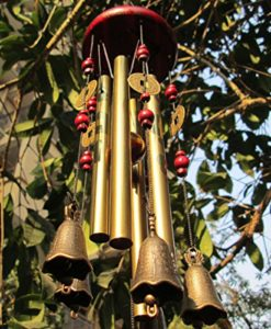 Amazing-4-Tubes-5-Bells-Outdoor-Living-Wind-Chimes-0