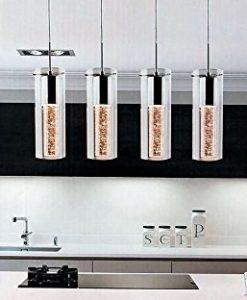 Ampere-Champagne-Glow-Indoor-Pendant-Light-Fixture-0