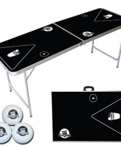 GoPong-6-Foot-Portable-Folding-Beer-Pong-Flip-Cup-Table-6-balls-included-0