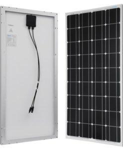 RENOGY-100-Watt-100w-Monocrystalline-Photovoltaic-PV-Solar-Panel-Module-12V-Battery-Charging-0