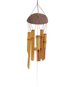 Wind-Chime-Light-Brown-Indoor-Outdoor-Wooden-Melody-Bamboo-Wind-Bell-0