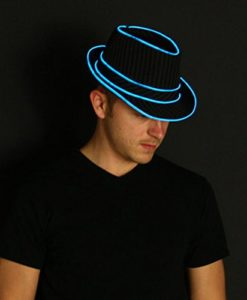 Light-Up-Fedora-Made-with-El-Wire-by-Electric-Styles-0