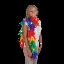 Light-Up-Rainbow-Feather-Boa-0