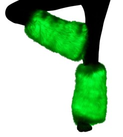 Light-up-Furry-Leg-Warmers-Festival-Clothing-Fluffies-0