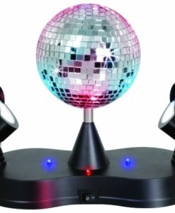 Lumisource-LS-MIR-MADNESS-Energy-Saving-Mirror-Disco-Ball-Strobe-0
