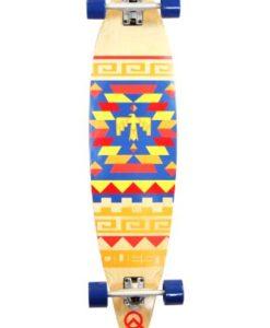 Quest-Tribes-Pin-Kick-Tail-Longboard-Skateboard-40-Inch-0