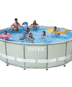 Intex-16ft-X-48in-Ultra-Frame-Pool-Set-with-Sand-Filter-Pump-0