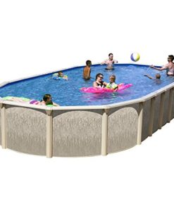 Splash-Pools-GA-NB301552DG-CFP-Slim-Style-Georgian-Complete-Above-Ground-Pool-Package-30-x-15-x-52-0