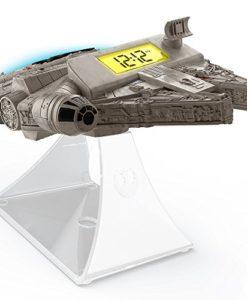 Star-Wars-The-Force-Awakens-Millennium-Falcon-Night-Glow-Alarm-Clock-0
