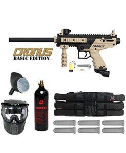 Tippmann-Cronus-Paintball-Marker-Gun-Player-Package-0