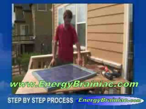 Reduce Power Consumption At Home with Solar Power