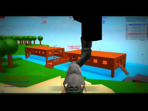Roblox Paintball Automatic Pro