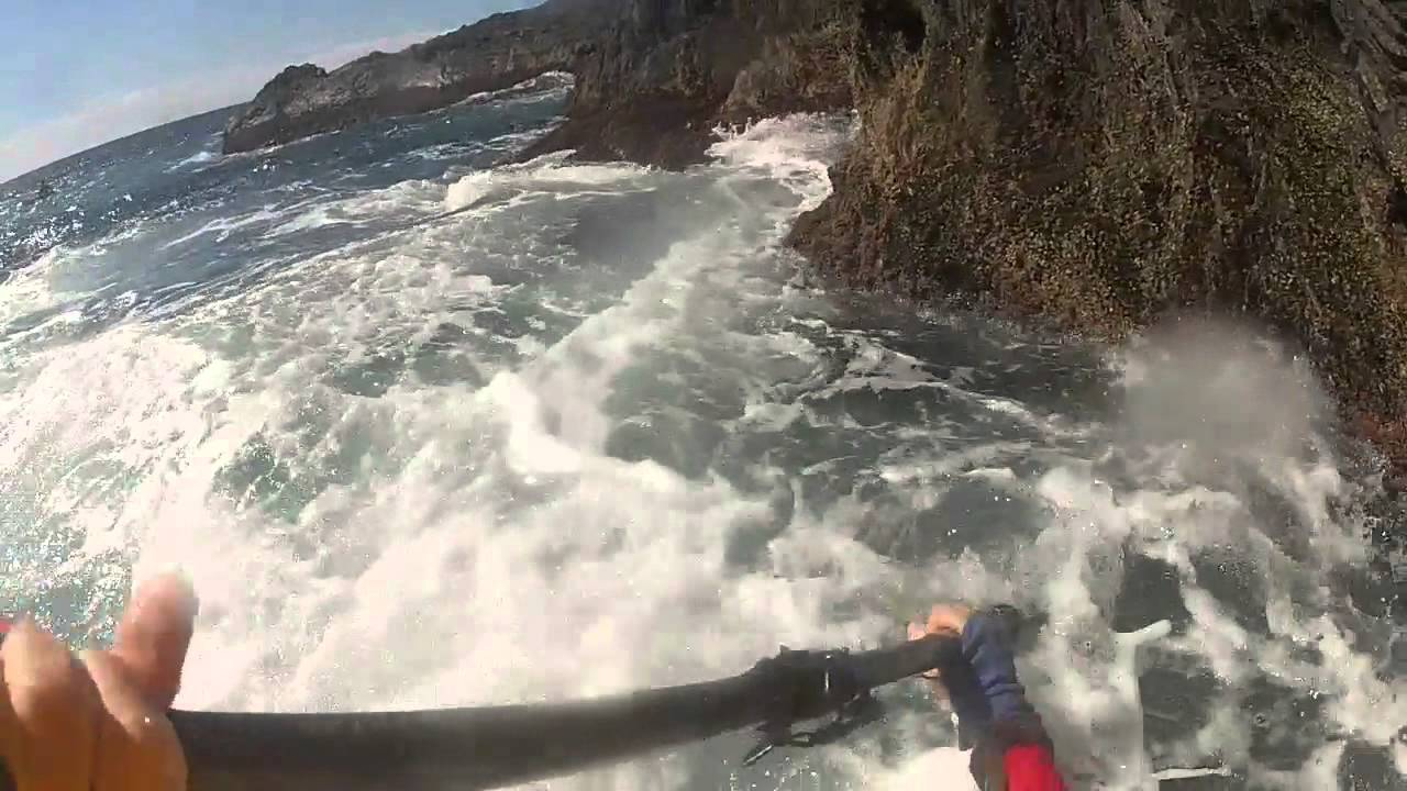 Sea Kayaking The Toll Gate Islands