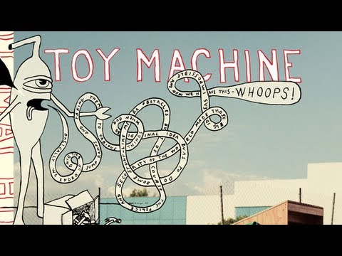 Skate and Create Toy Machine Behind The Scenes – TransWorld SKATEboarding