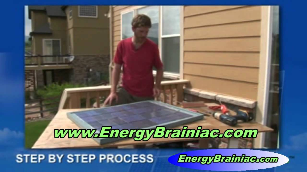 Solar Home Energy Systems – How To Make Solar Energy At Home