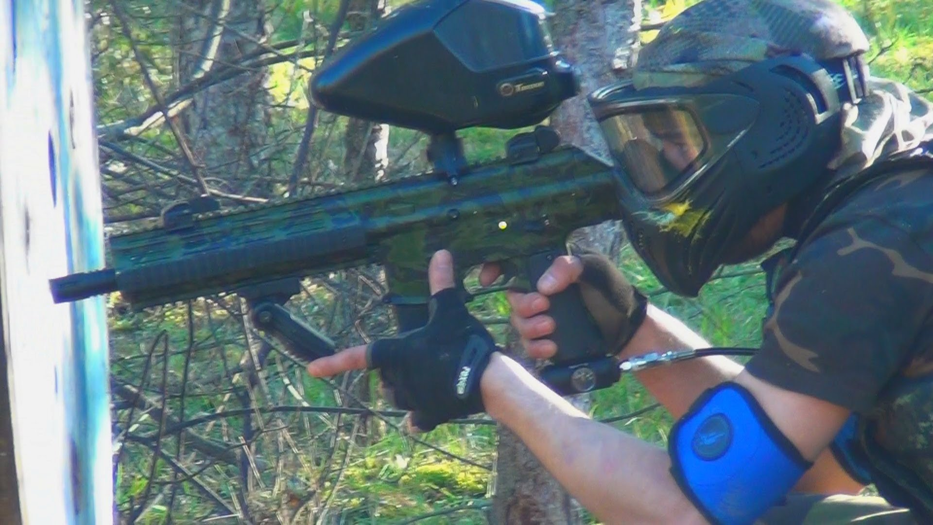Tactical Evolution Paintball
