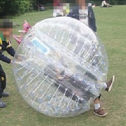 HolleywebTM Clear Bubble Soccer Suits Kids Size 1.2 Meter 4ft Bubble Soccer Equipment for Sale