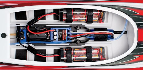 Traxxas 5707 Spartan VXL with Castle System and 2.4GHz Radio – Colors May Vary