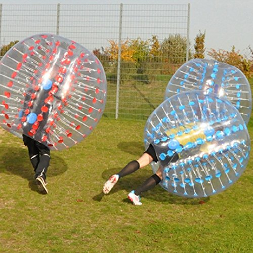 1.5m Bubble Soccer,loopy Ball 0.8mm Human Hamster Ball ,Inflatable Body Zorb Ball