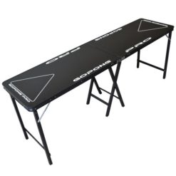 GoPong-PRO-8-Foot-Premium-Beer-Pong-Table-Heavy-Duty-Black-36-Inch-Tall-0