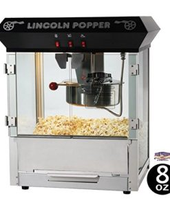 Great-Northern-Popcorn-6015-Lincoln-Antique-Popcorn-Maker-0