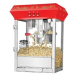 Great-Northern-Popcorn-6097-8-OZ-Foundation-Red-Full-Antique-Style-Popcorn-Popper-Machine-Complete-with-Cart-and-8-Ounce-Kettle-0-6