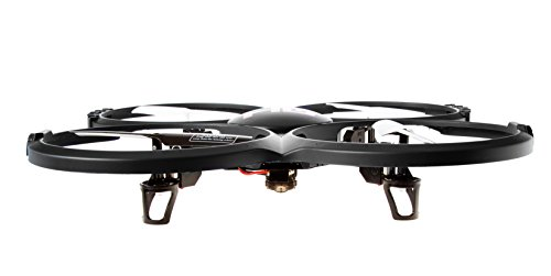 Latest-UDI-818A-HD-RC-Quadcopter-Drone-with-HD-Camera-Return-Home-Function-and-Headless-Mode-24GHz-4-CH-6-Axis-Gyro-RTF-Includes-BONUS-BATTERY-POWER-BANK-Quadruples-Flying-Time-USA-TOYZ-EXCLUSIVE-0-4
