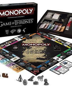 Monopoly-Game-of-Thrones-Collectors-Edition-Board-Game-0