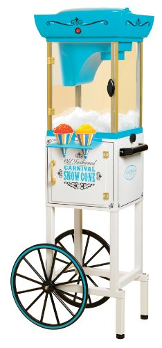 Nostalgia-Electrics-SCC399-Vintage-Collection-Snow-Cone-Cart-0