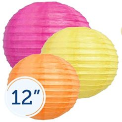 12-pack-12-Paper-Lanterns-Lamp-Shades-Party-Supplies-0