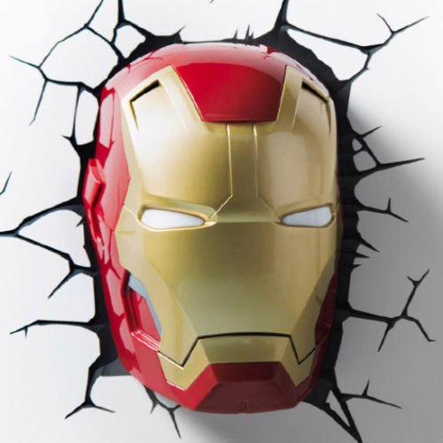 Avengers-3d-Fx-Deco-Led-Light-Ironman-Mask-Wall-Decoration-Mount-New-0