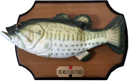 Big-Mouth-Billy-Bass-the-Motion-Activated-Singing-Sensation-Head-Does-Not-Turn-0