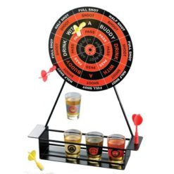 Crystal-Clear-Shot-Glass-Darts-Bar-Game-Set-0