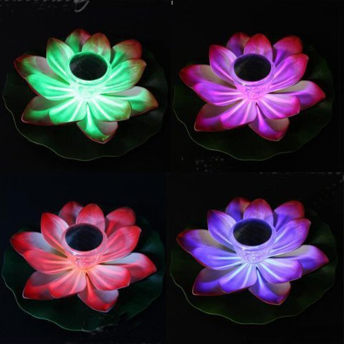 Firefly-Trendy-Hip-Unique-Waterproof-Solar-Floating-LED-Lotus-Light-Color-changing-Flower-Night-Lamp-Pond-Gardenhouse-Lights-for-Pool-Party-Fancy-Ideal-Novel-Creative-Gift-for-Christmas-MULTI-1-0