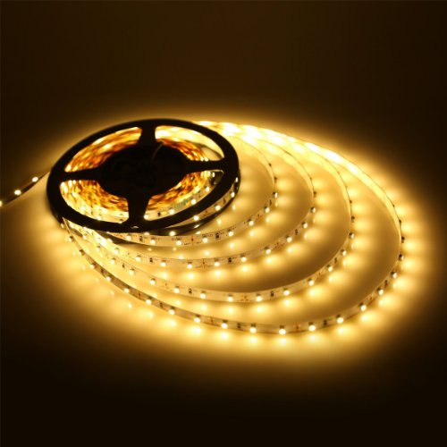 Le 164ft5m flexible led strip lights 300 units smd 3528 leds le 164ft 12v flexible led strip lights 3000k aloadofball Gallery