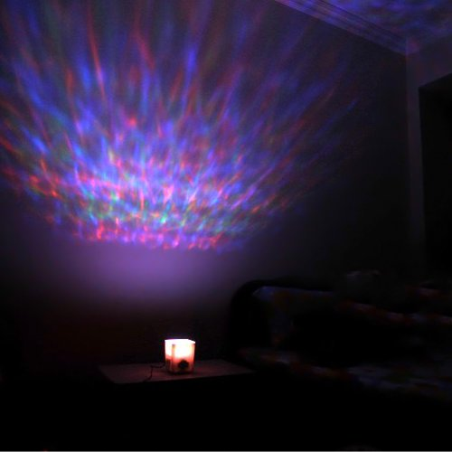 LOCOMOLIFE-LED-Color-Changing-Aurora-Ocean-Projector-Pot-Mood-Lamp-Night-Light-Soothing-Relaxing-0