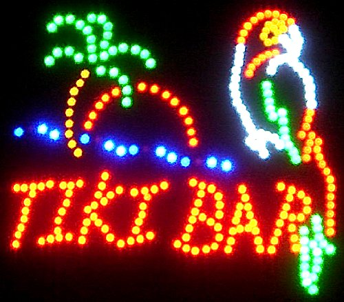 Parrot-Tiki-Bar-Neon-LED-Flashing-Sign-with-Palm-Tree-and-Ocean-18-x-16-0