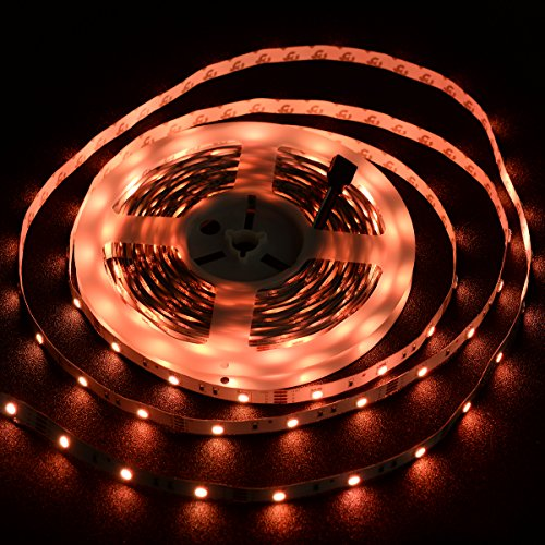 Rxment led strip lighting 10m 328 ft 5050 rgb 300leds Cool things to do with led strips