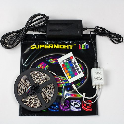 SUPERNIGHT-Kit005-5050-164ft-5M-RGBWW-LED-Strip-Kit-0