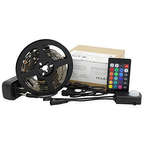 TORCHSTAR LED Multi-color RGB Home Theater TV Backlight Kit 4pcs of ETL listed LED Waterproof Strip Lights for Monitor Screen Background Accent lighting ...  sc 1 st  WowCoolStuff.com & TORCHSTAR LED Multi-color RGB Home Theater TV Backlight Kit 4pcs of ...