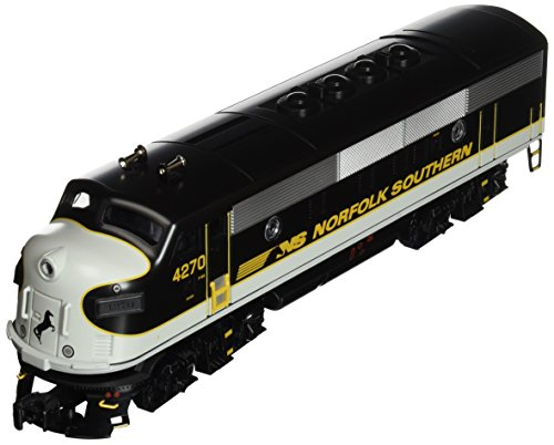 Williams-By-Bachmann-Trains-F3-Scale-Diesel-Locomotive-Set-Norfolk-Southern-Executive-Train-O-Scale-0