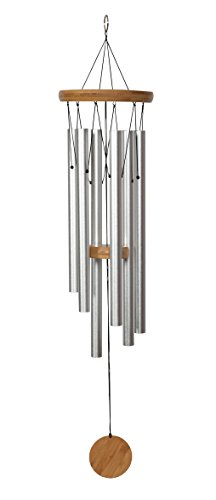 Wind-Chime-for-Patio-and-Garden-from-Upblend-Outdoors-Beautiful-Outdoor-Decor-Easy-to-Install-Chimes-Durable-Hand-Tuned-for-Superior-Sound-Quality-0