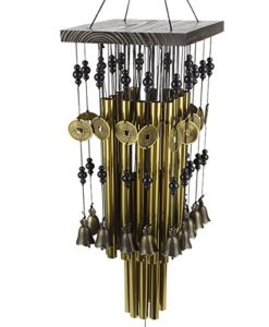 Ylyycc-Brassiness-Wind-Chime-24-Tube-Metal-Windbell-Money-Drawing-Wind-Chime-0